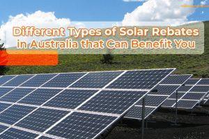 solar rebates in Australia
